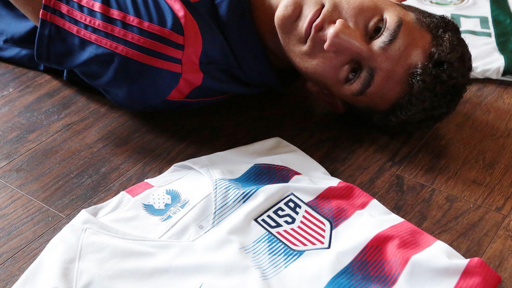 Nicolás Carrera, de Frisco, decidió jugar con US Soccer en vez de México.