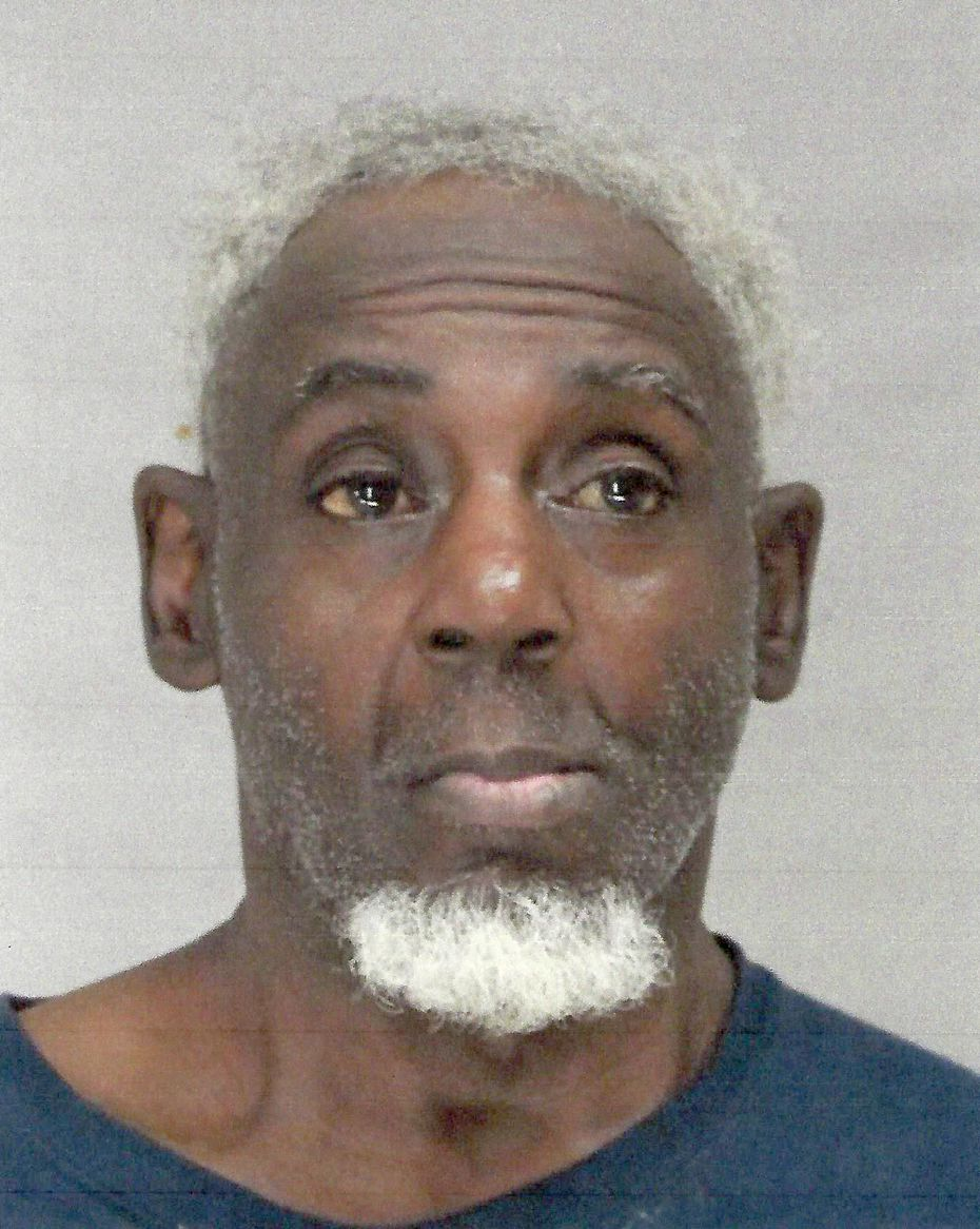 An undated Dallas County Jail photo of Channel Greer, 63, who died on June 21, 2020 while in custody of the jail. More than a month later, the county medical examiner determined the cause of death: COVID-19.