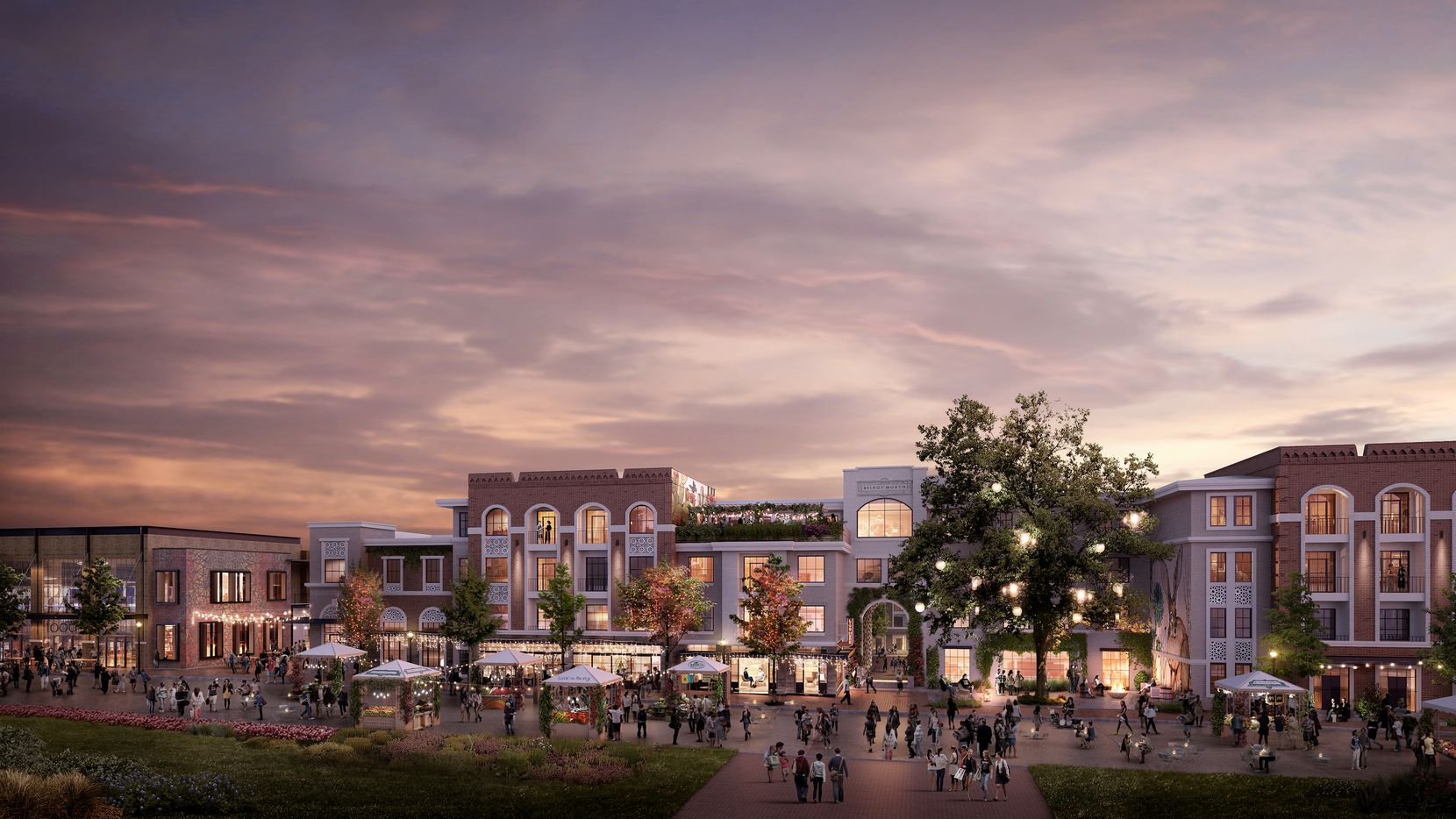 The Bishop Arts project is one of the most anticipated developments in Dallas' booming north Oak Cliff neighborhood.
