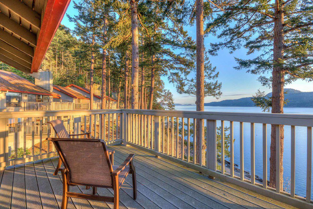 Harborside at Rosario Resort on Orcas Island