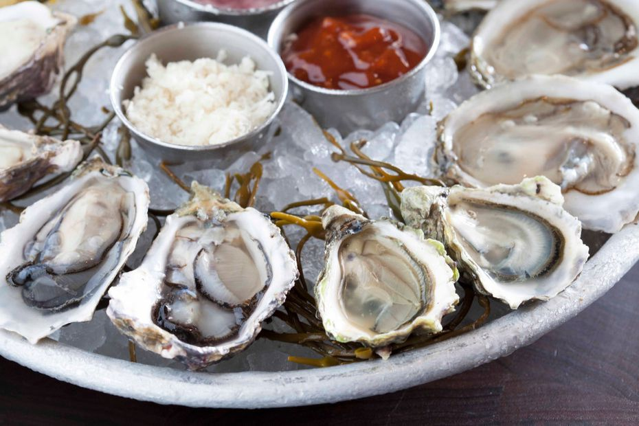 Water Grill, which got its start in California, is expected to open in January 2017 in Uptown Dallas. One of its specialties is oysters.