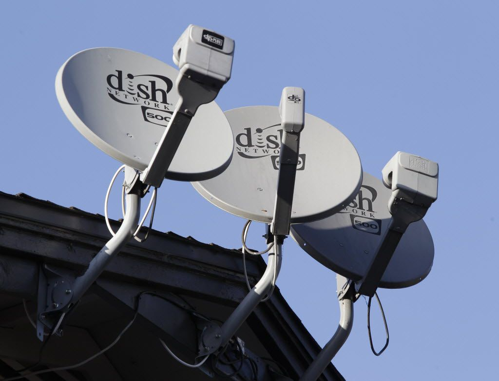 Dish Network's 12 million satellite households are affected by the blackout.