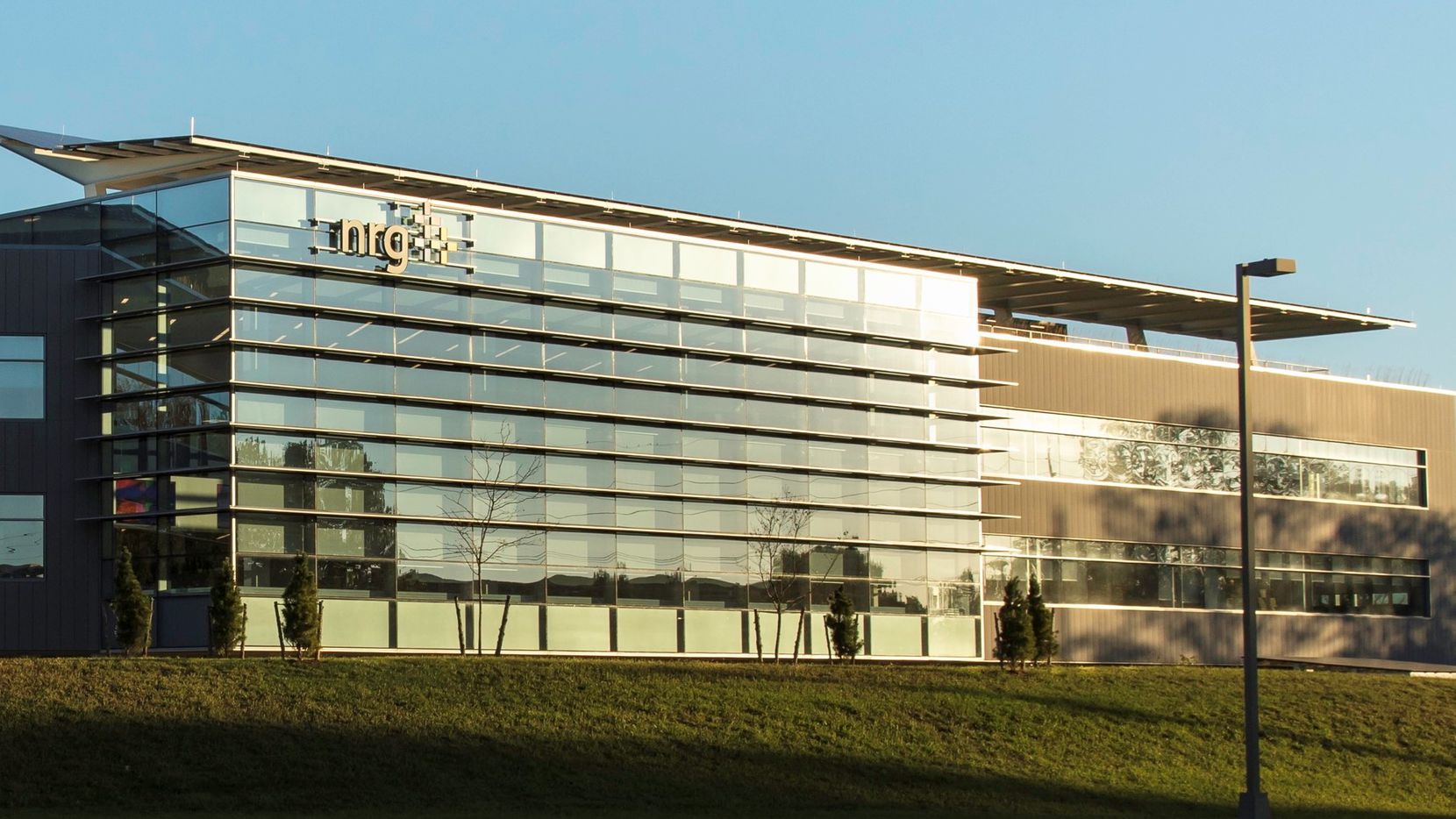 NRG Energy lists dual headquarters in Houston and this location in Princeton, N.J.