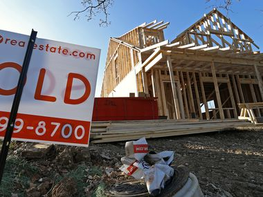 New home prices are rising thanks to increased demand and higher construction costs.