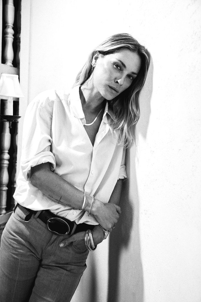 Erin Wasson, photographed exclusively for The Dallas Morning News at the Rosewood Mansion on Turtle Creek