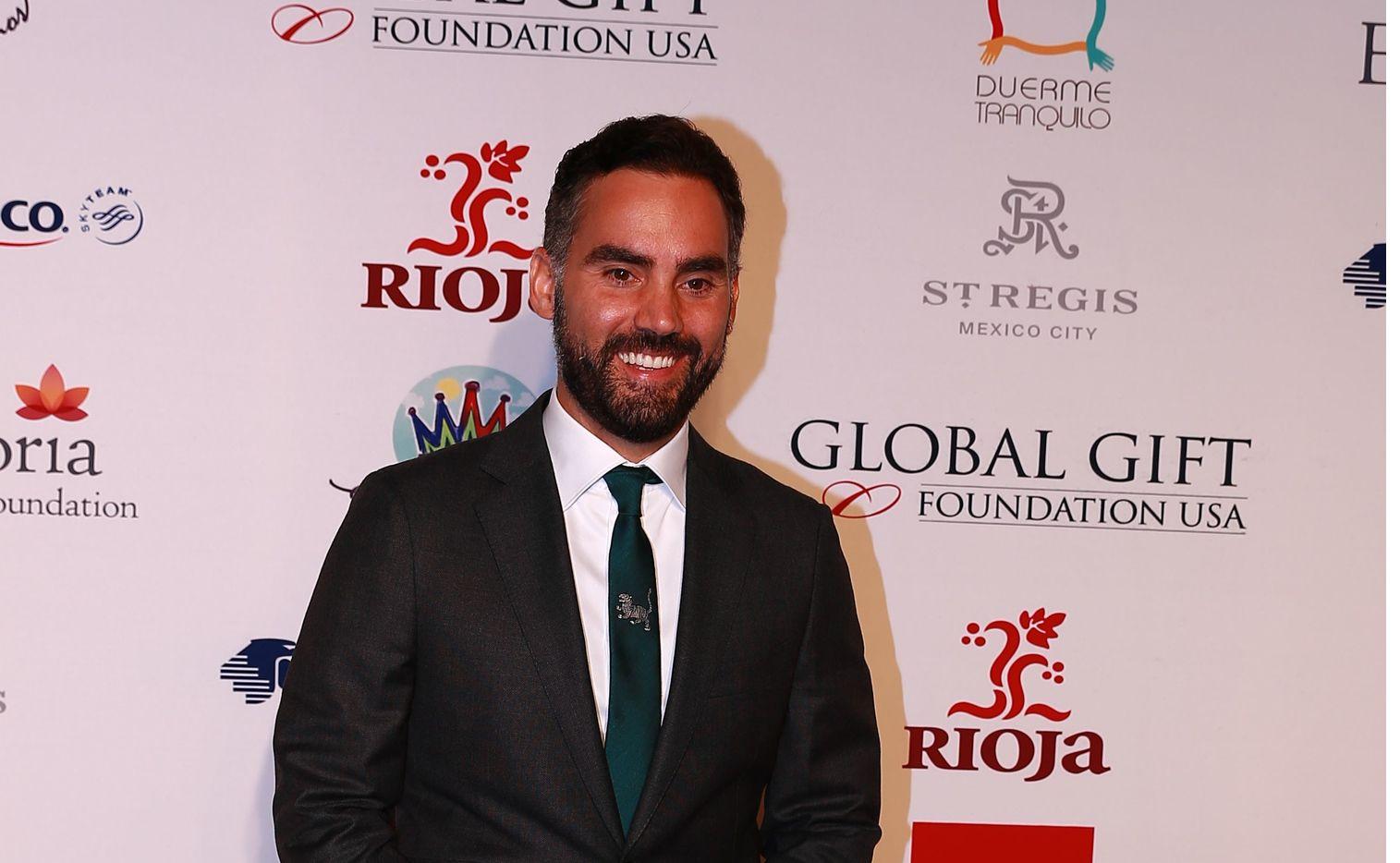 Enrique Acevedo, corresponsal de 60 minutes