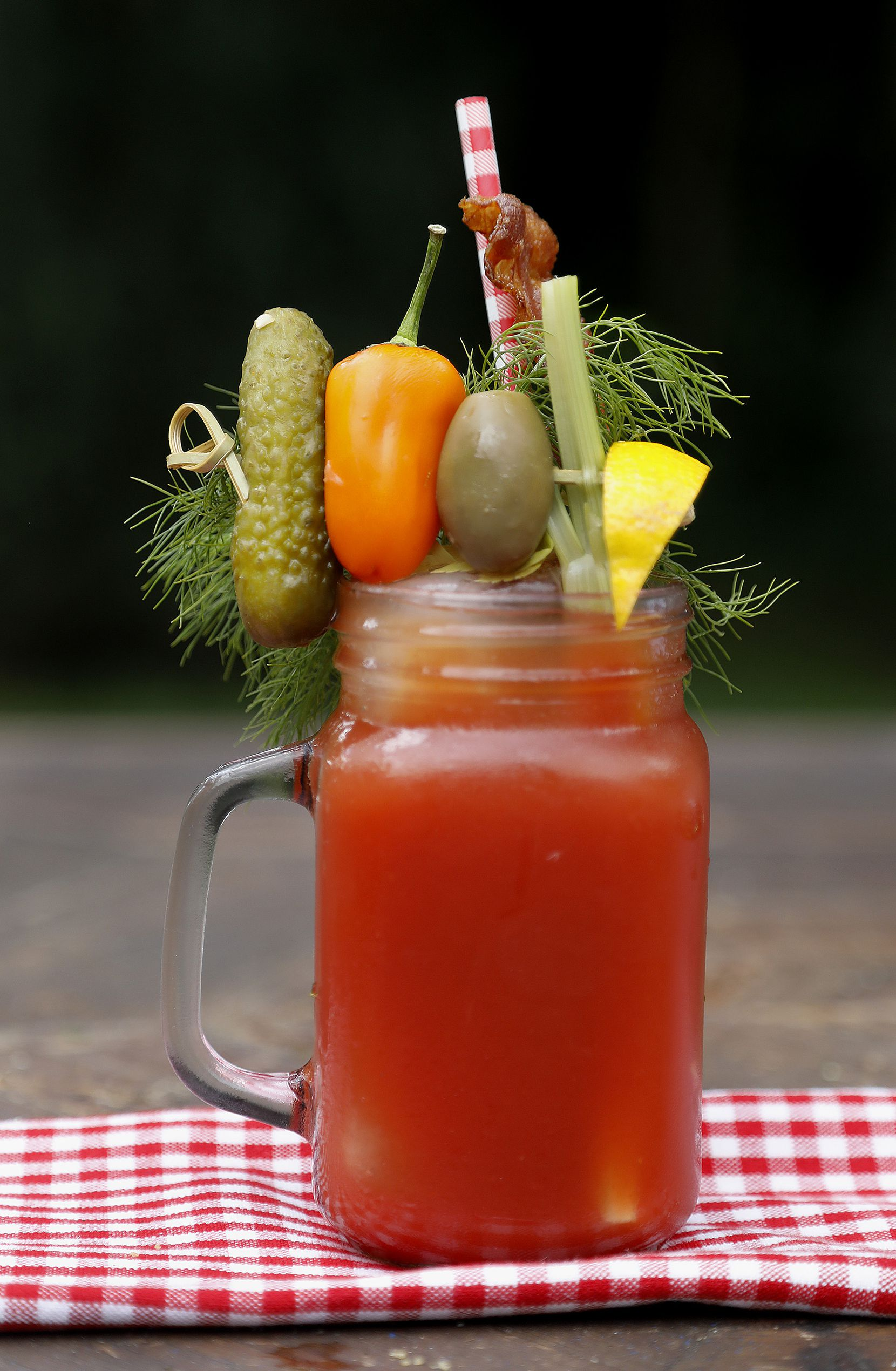 as part of pickled recipes on Tuesday, June 29, 2021. (Stewart F. House/Special Contributor)