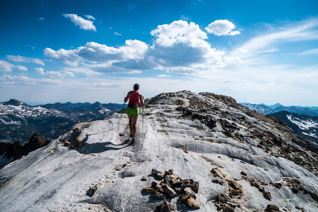 During her 60-mile hike to the lodge, the author visited the summit of the nearly 10,000-foot Matterhorn. Much of the Wallowa Mountains range, known as the Alps of Oregon, is in the Eagle Cap Wilderness. Most lodge guests opt for a shorter 8 1/2-mile hike to the lodge, while some fly in on small planes.