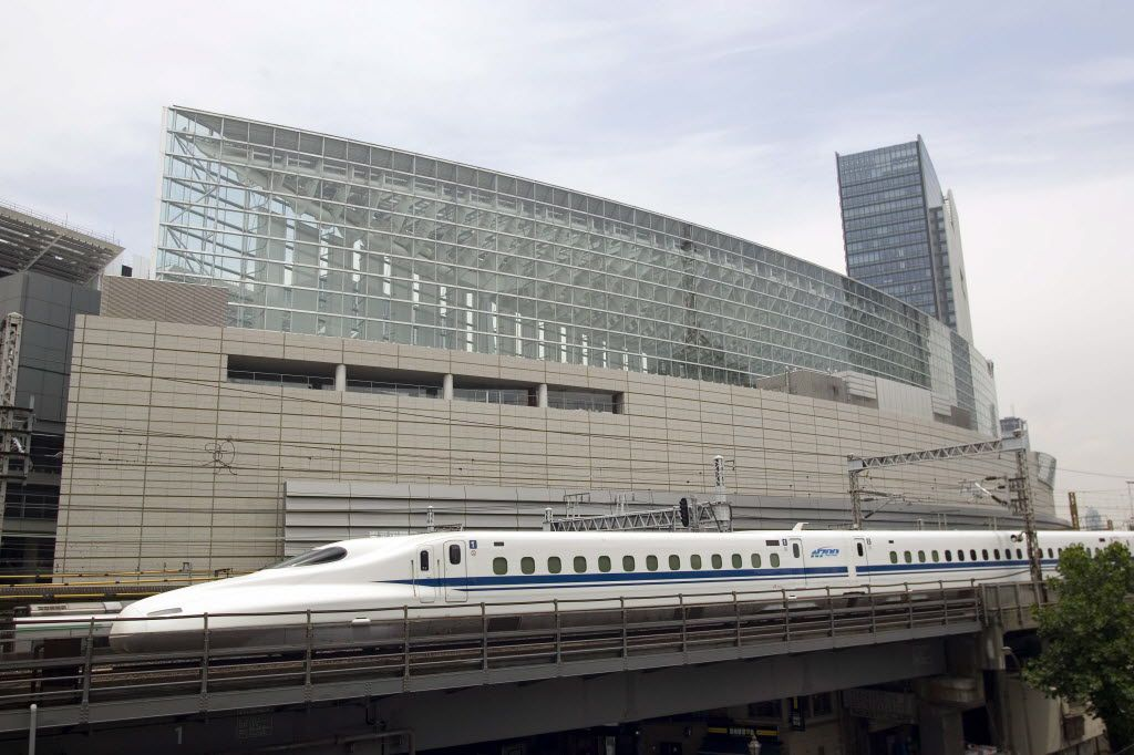 A bullet train could whisk passengers from Dallas to Houston in 90 minutes, but the proposed $12 billion project faces opposition in rural Texas.