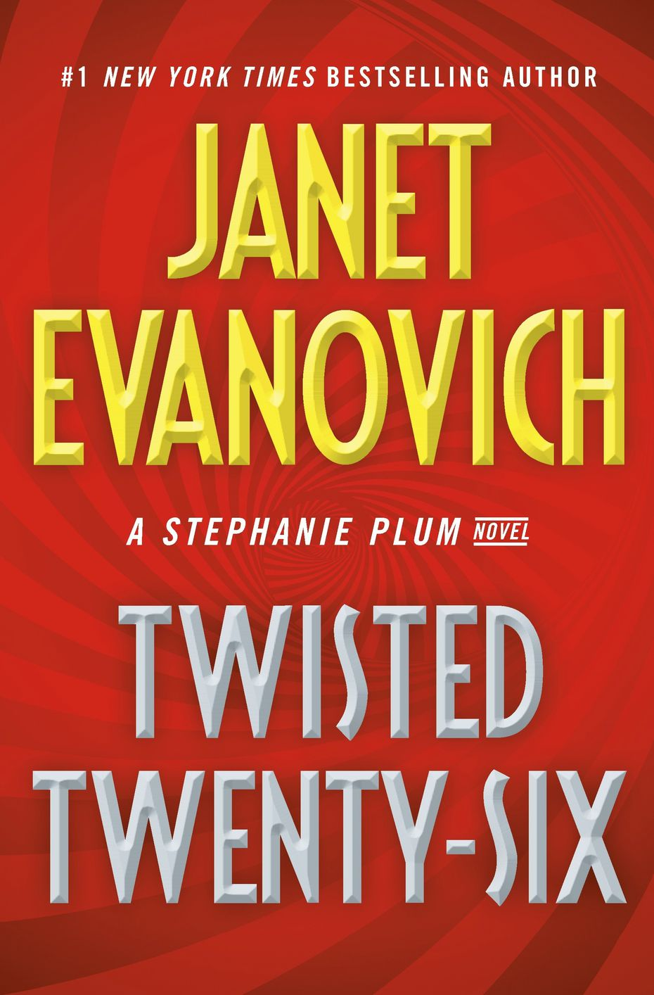 """""""Twisted Twenty-Six"""" is another great read from Janet Evanovich."""