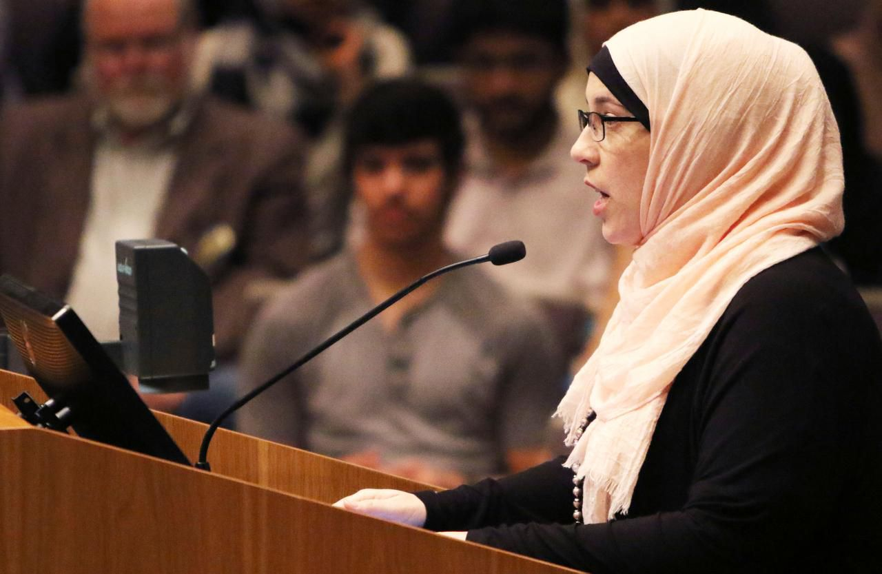 Alia Salem, who directs the North Texas chapter of the Council on American-Islamic Relations, said the Irving council had a choice between diversity and bigotry.