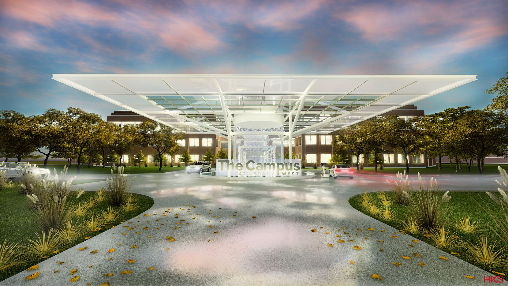 The former Penney headquarters complex will have 600,000 square feet of new office space to lease to tenants.