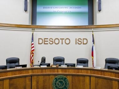 DeSoto school officials are expected to share findings with law enforcement from a forensic investigation that found evidence of a fictitious vendor.