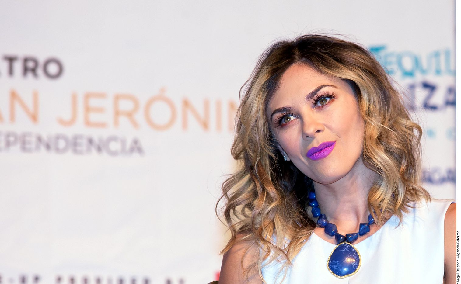Aracely Arámbula (foto) aún recuerda su relación con el cantante Luis Miguel./ AGENCIA REFORMA