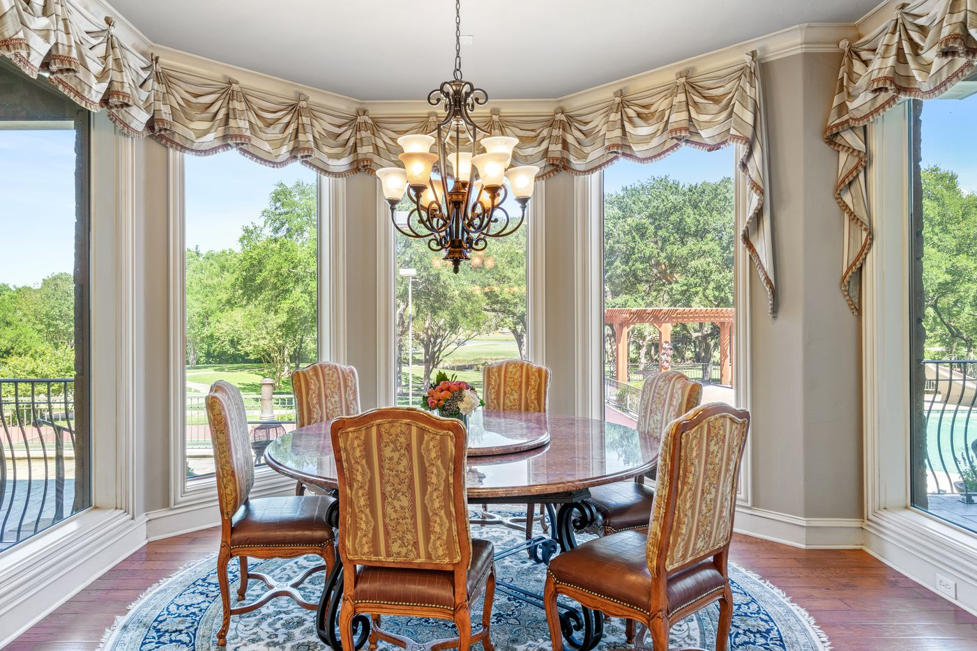 A look at the property at 2104 Willow Bend Drive in Plano.