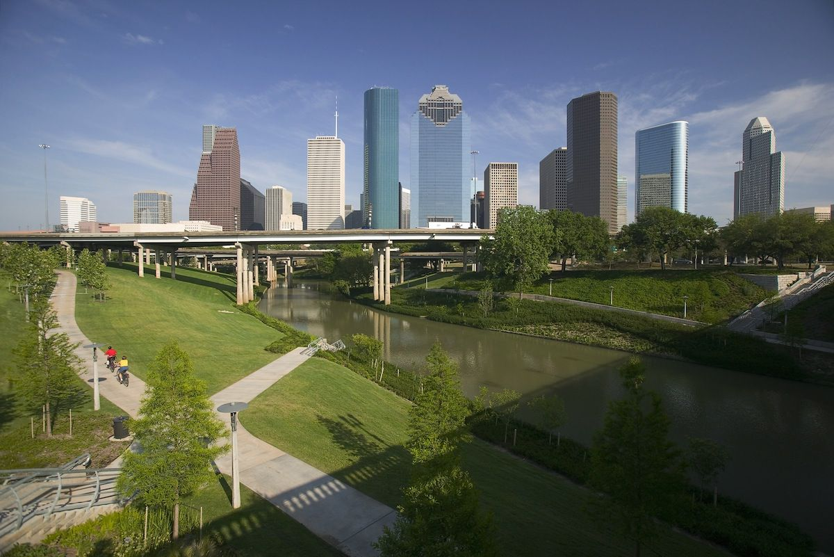 Houston topped D-FW in single-family home building permits in 2020.