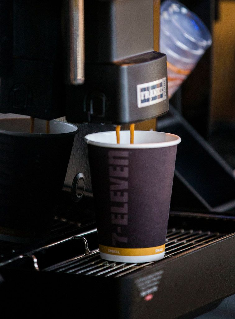 A sizeable coffee menu gives customers more options for caffeinated drinks.