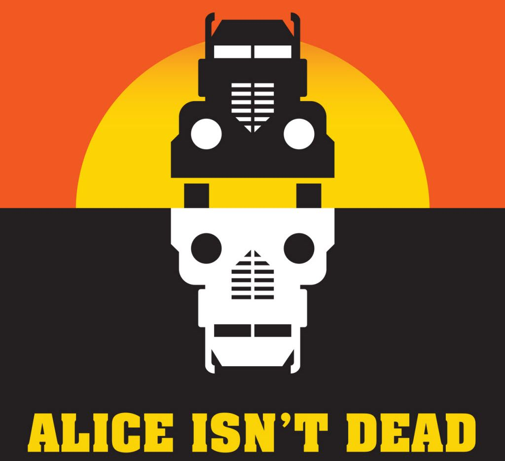 The cover art for the new serial fiction podcast Alice Isn't Dead was designed by Dallas graphic designer Rob Wilson. The show is produced by the team who created the hit podcast and novel Welcome to Night Vale, which includes Mesquite, Texas native Jeffrey Cranor.