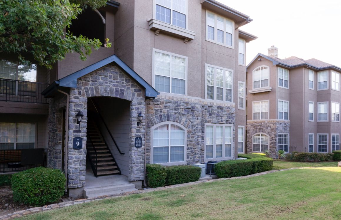 BSR Real Estate Investment Trust purchased the Wimberly apartments in Far North Dallas.