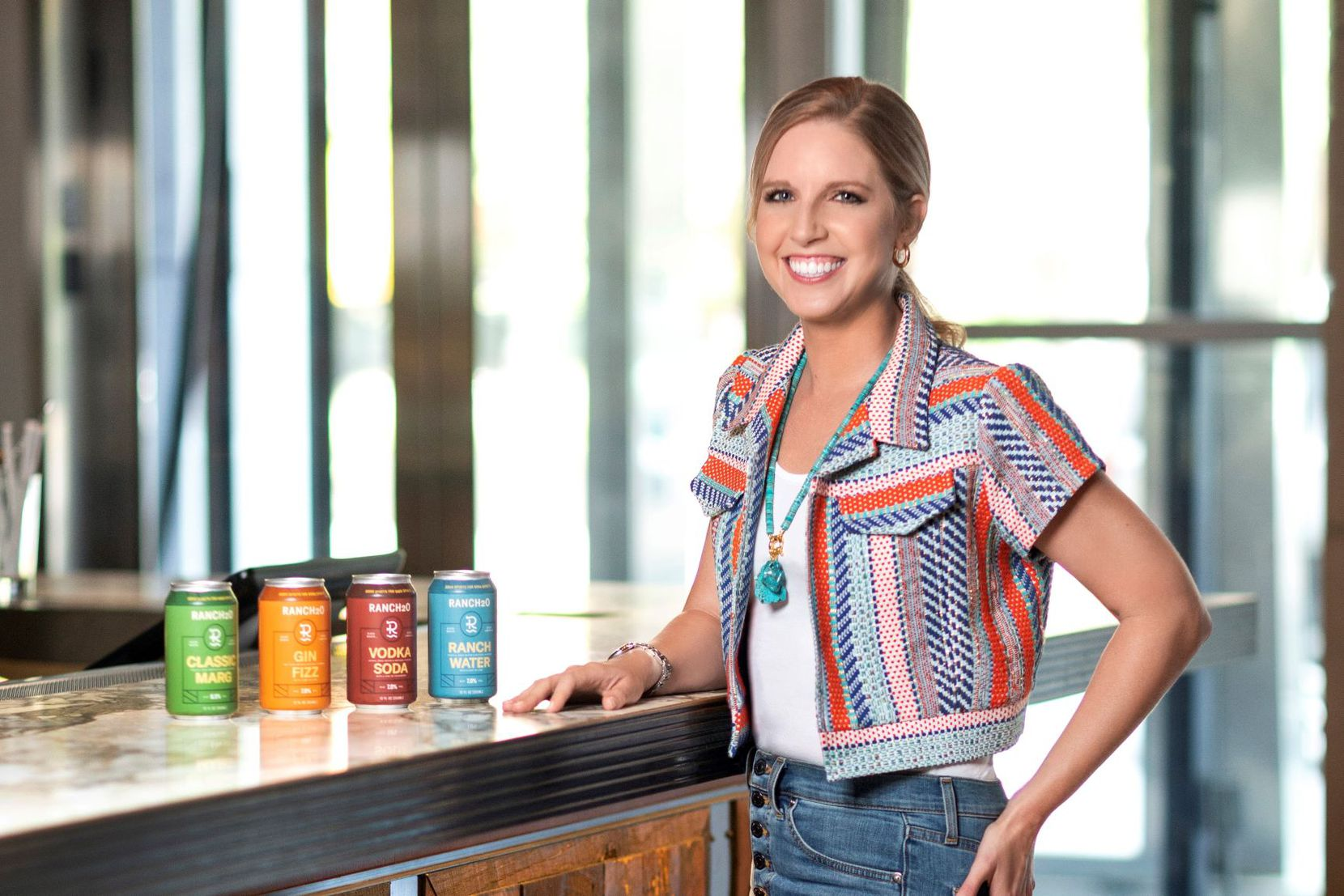 Amelia Lettieri is the founder of RancH2O.