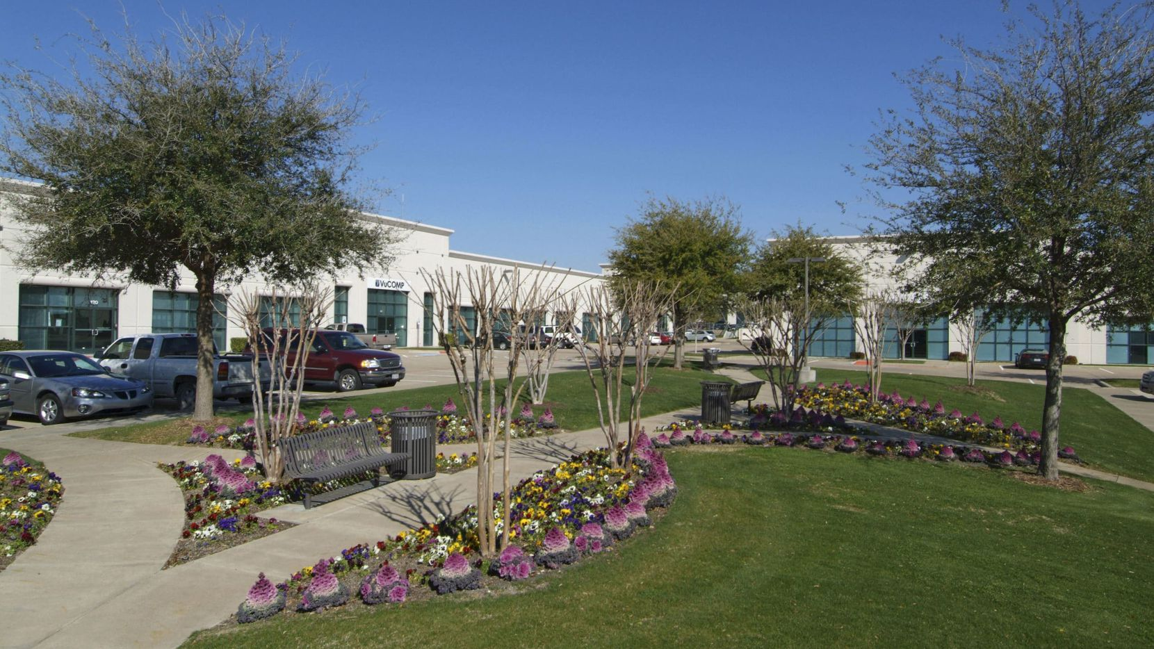 Edge Communications is a tenant in the Tollway North Office Park on Windcrest Parkway near Preston Road.