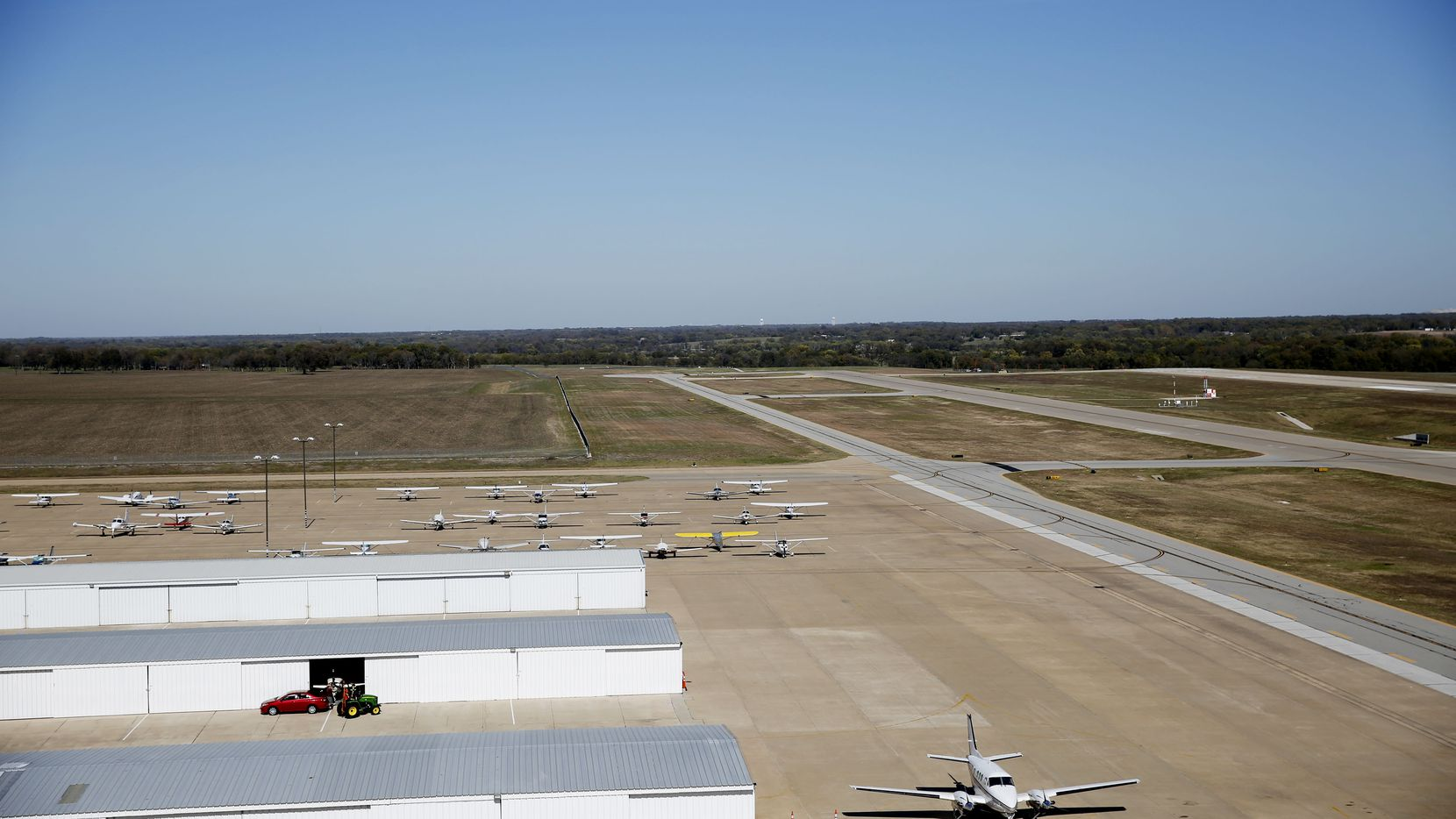 McKinney National Airport (2014 File Photo/Andy Jacobsohn)