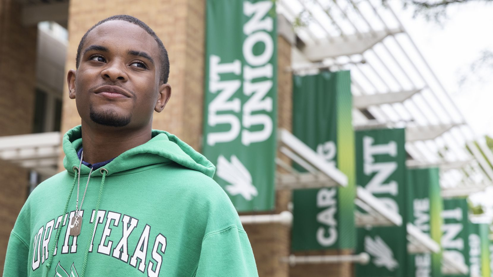 Texas university officials are planning a return to campus in the fall, hoping that the semester will be how campus life was before the pandemic. Freshman TKorian Mosley is excited, but does not know what to expect about starting classes in person after a year attending school online at the University of North Texas.