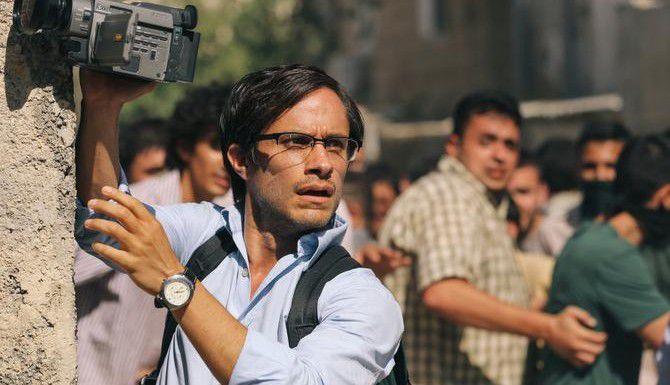 "Gael García Bernal interpreta Maziar Bahari in ""Rosewater"". (MCT/OPEN ROAD FILMS)"