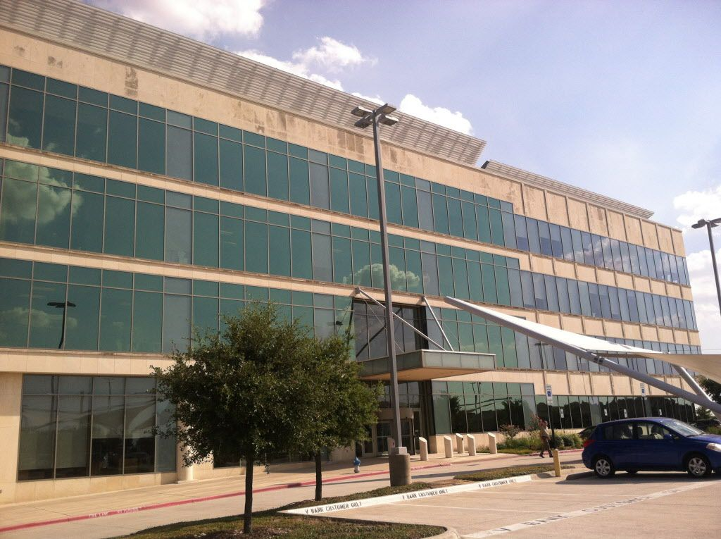 An office building off the Sam Rayburn Tollway in McKinney, where Servergy employs 22 people. The technology firm, for which Texas Attorney General Ken Paxton allegedly promoted stock, relocated to North Texas in 2011.