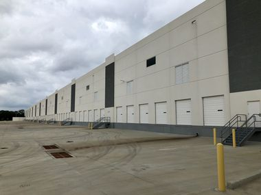 Mars Inc.'s new shipping center in Lancaster is just one of several huge new industrial leases in the D-FW area.