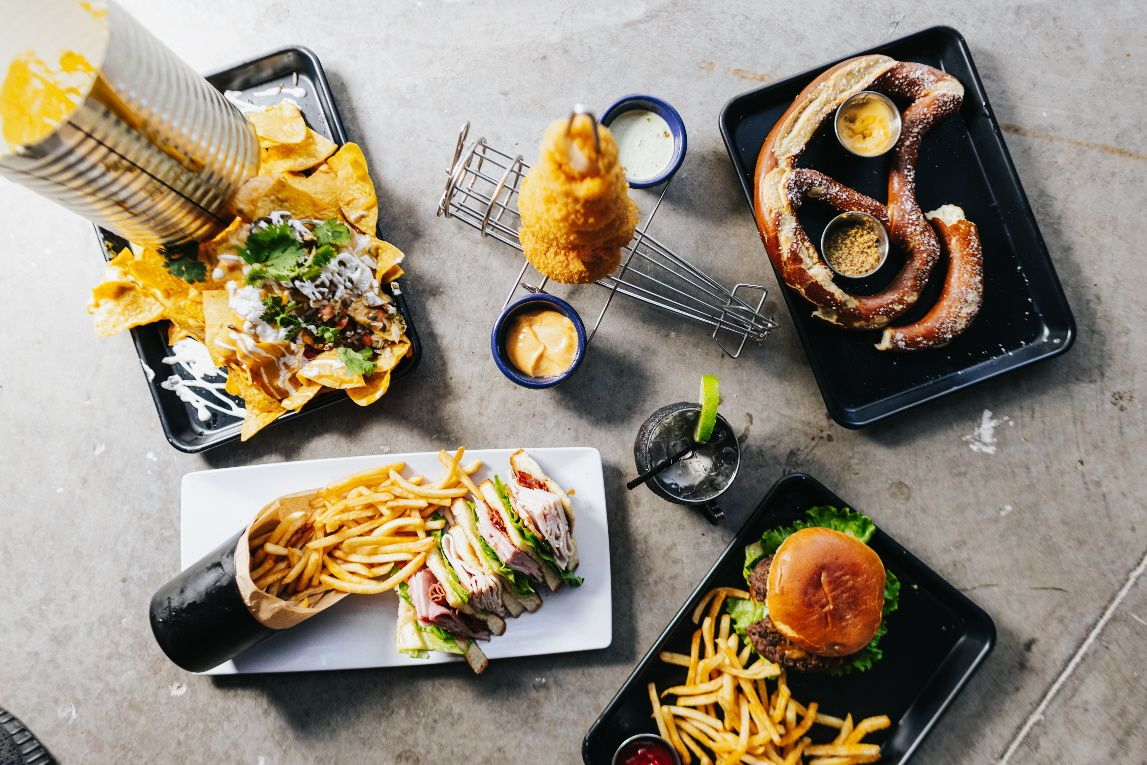 Ace's Sport Hangar in Richardson is serving up a fresh approach to bar fare in a modern setting, according to a press release from CityLine.