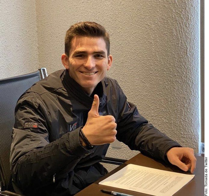 Sebastián Jurado se convirtió de manera oficial en el primer refuerzo del Cruz Azul para el Torneo Clausura 2020.