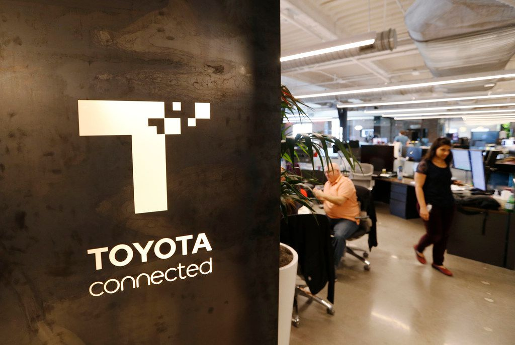 Toyota Connected in Plano on Monday, March 5, 2018. (Vernon Bryant/The Dallas Morning News)