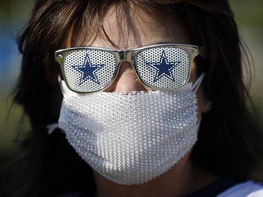 A pesar de la mala temporada que están sufriendo, los seguidores de los Dallas Cowboys  siguen mostrando su apoyo al equipo.