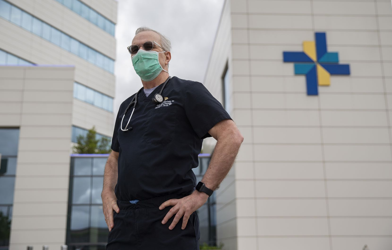 Dr. Steven Davis, an infectious disease physician with Baylor Scott & White Medical Center - Irving has seen his patients benefit from remdesivir.