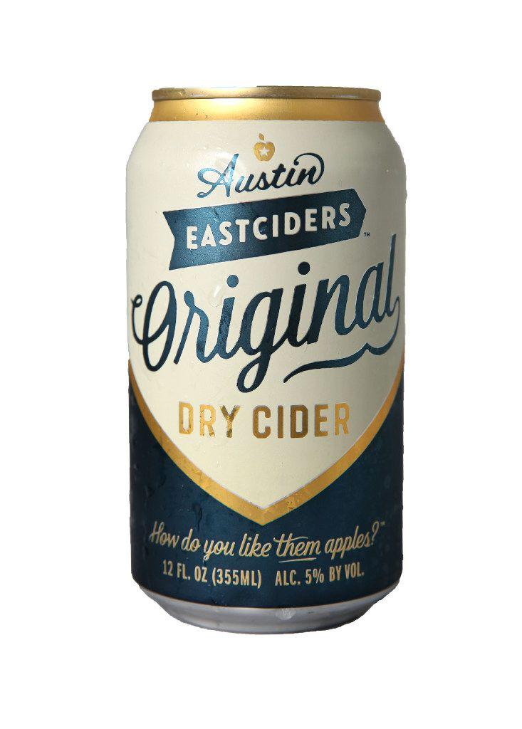 Austin Eastciders Dry Cider