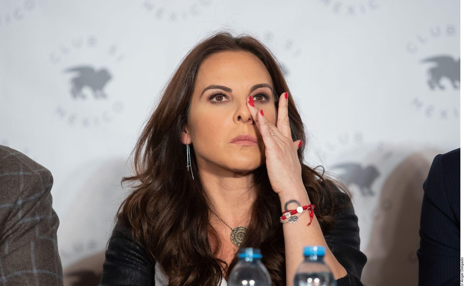 """Kate del Castillo fue parte de una investigación por reunirse con Joaquín """"El Chapo"""" Guzmán."""