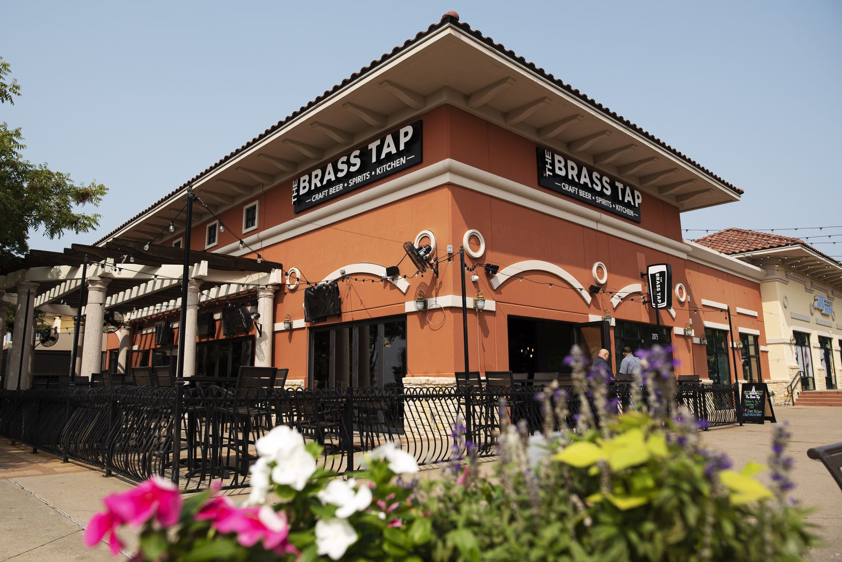 The Brass Tap in Rockwall, on Saturday, Sept. 19, 2020. The restaurant will open Monday Sept. 21st. Ben Torres/Special Contributor