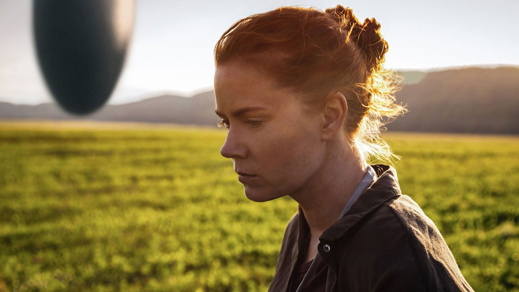 """Amy Adams as Dr. Louise Banks in """"Arrival,"""" directed by Denis Villeneuve. (Paramount Pictures/TNS)"""