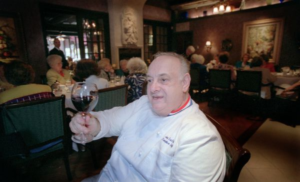 Chef Jean LaFont had been a force in the North Texas culinary community since the 1970s.