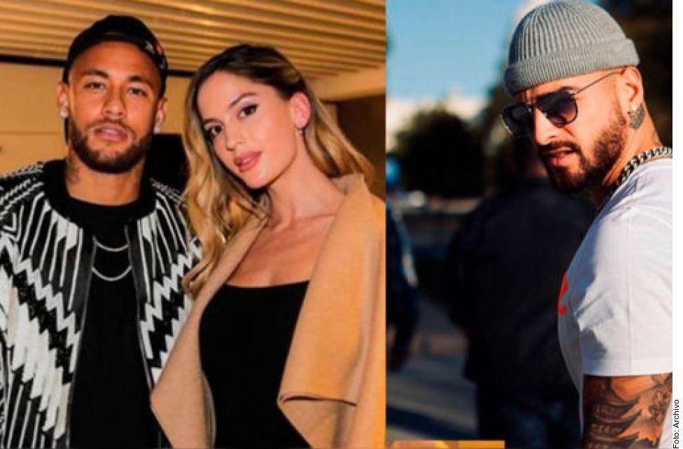 Después de su relación con Maluma, la modelo empezó a salir con Neymar.
