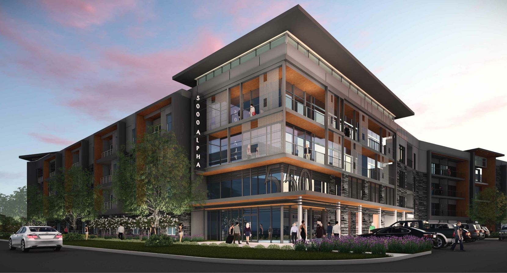 Apartment builder JPI would build more than 400 apartments in the project.
