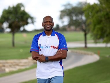 Derrick Miles is the founder and CEO of CourMed, a concierge delivery service that delivers pharmaceuticals, vitamins, CBD oil, IV vitamin therapy, COVID-19 vaccines, monoclonal antibody treatments and other health care products to customers' homes using crowdsourced drivers.