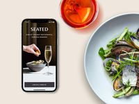 The Seated app pays you for dining out.