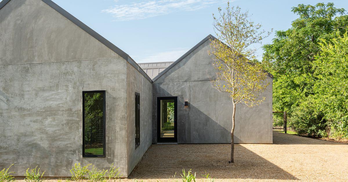New West Dallas homes bring high design to an urban neighborhood