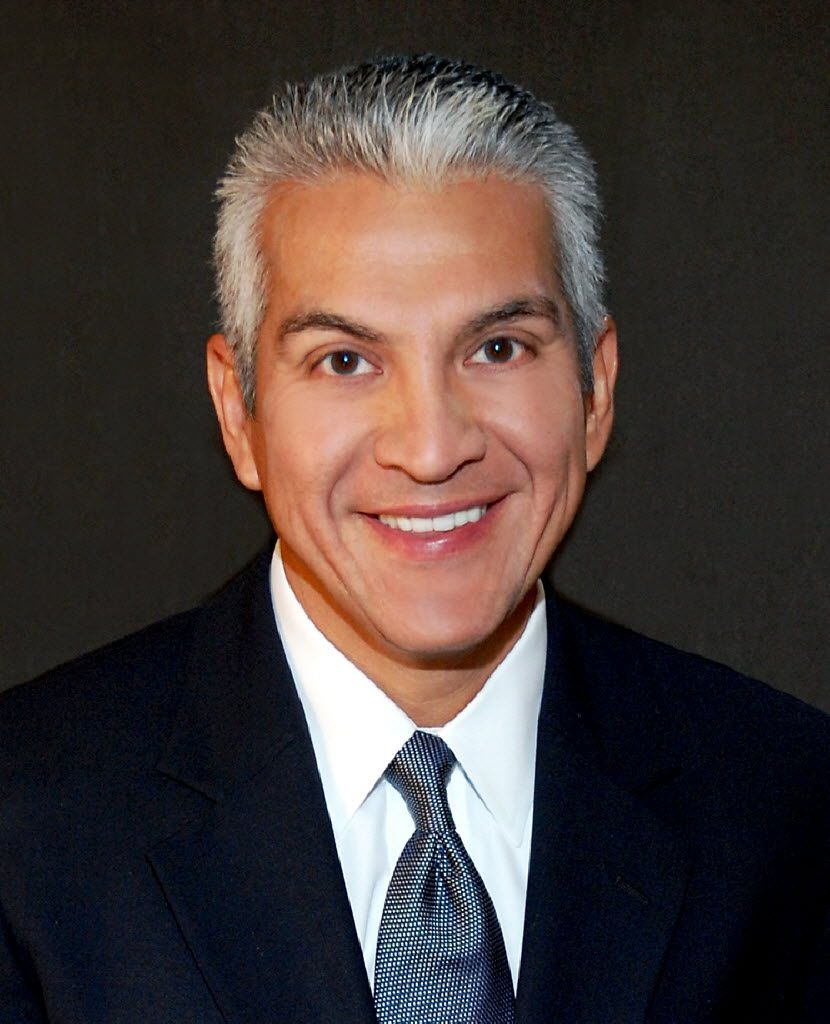 """Javier Palomarez said he would be working with the board and staff in """"the coming weeks to put in place a leadership team that can inspire more in our community to build businesses and achieve the American dream."""""""