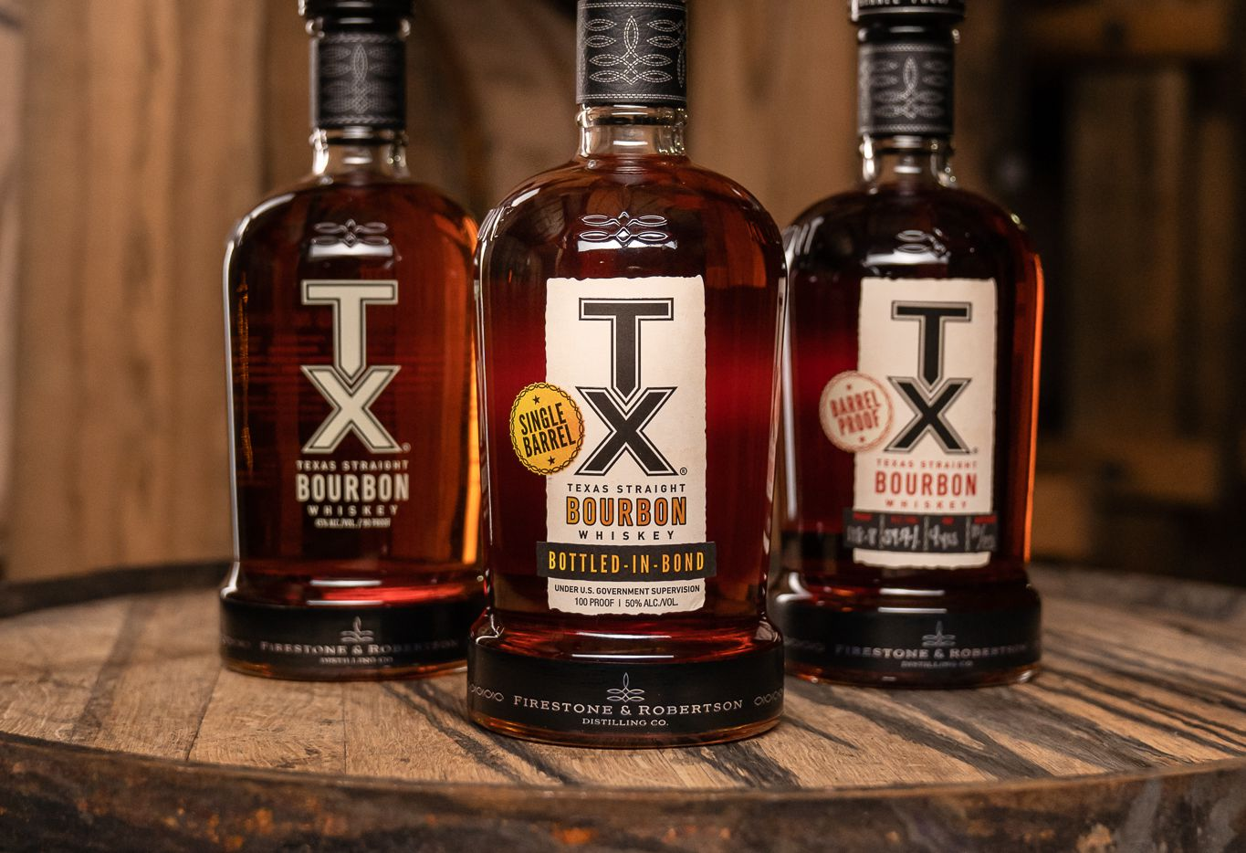 TX Whiskey debuts first bottled-in-bond bourbon.