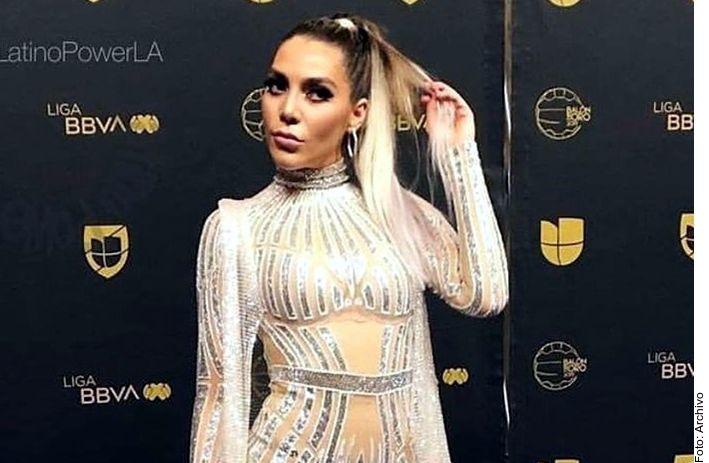 La cantante Frida Sofía dijo que comenzó a sentir los primeros síntomas de embarazo la mañana del pasado Año Nuevo.