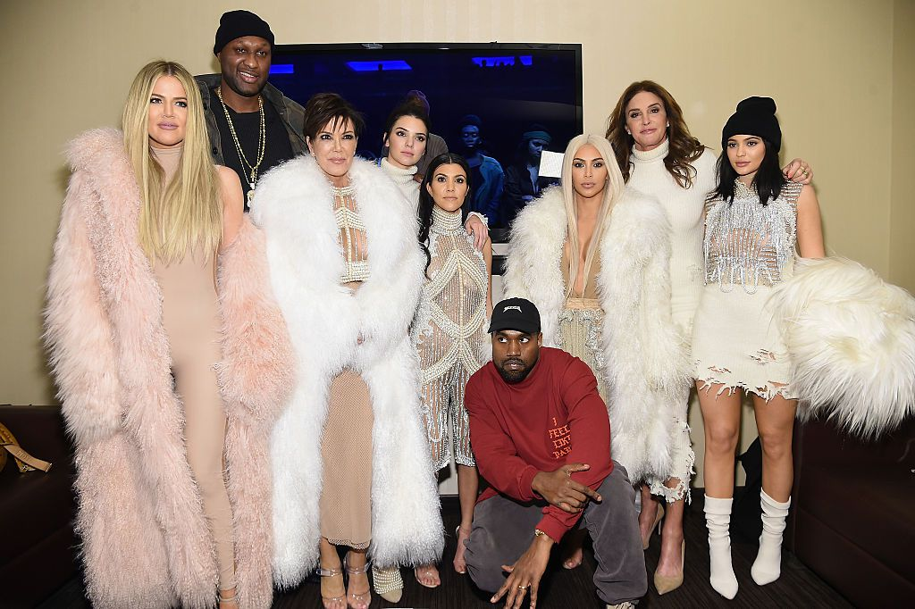 Integrantes del clan Kardashian y Jenner./GETTY IMAGES