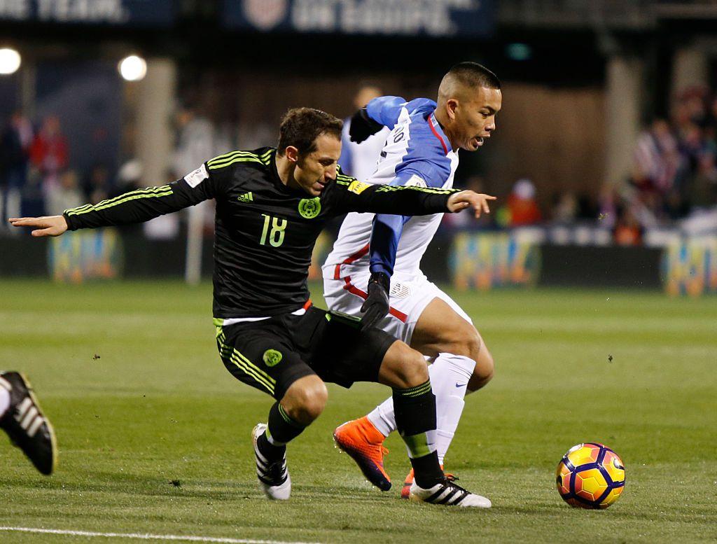 México y Estados Unidos se medirán en Nashville en septiembre. Foto Getty Images